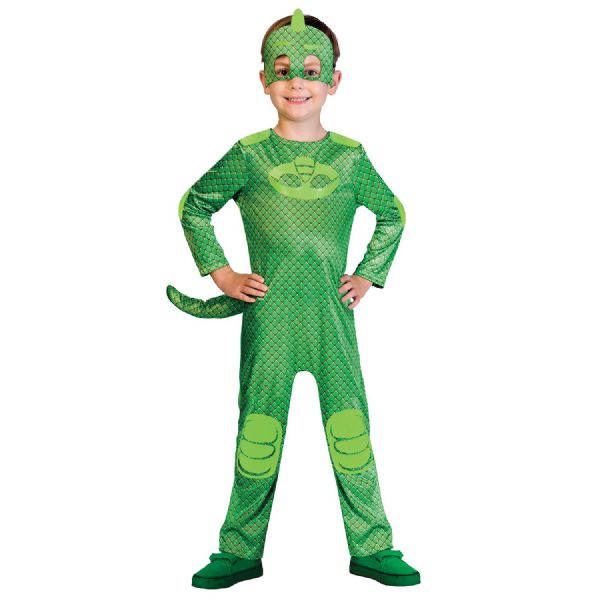 Gekko Costume Toddlers Fancy Dress Outfit